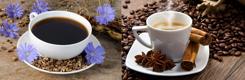 цикорий или кофе