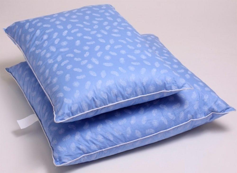 Перовые подушки